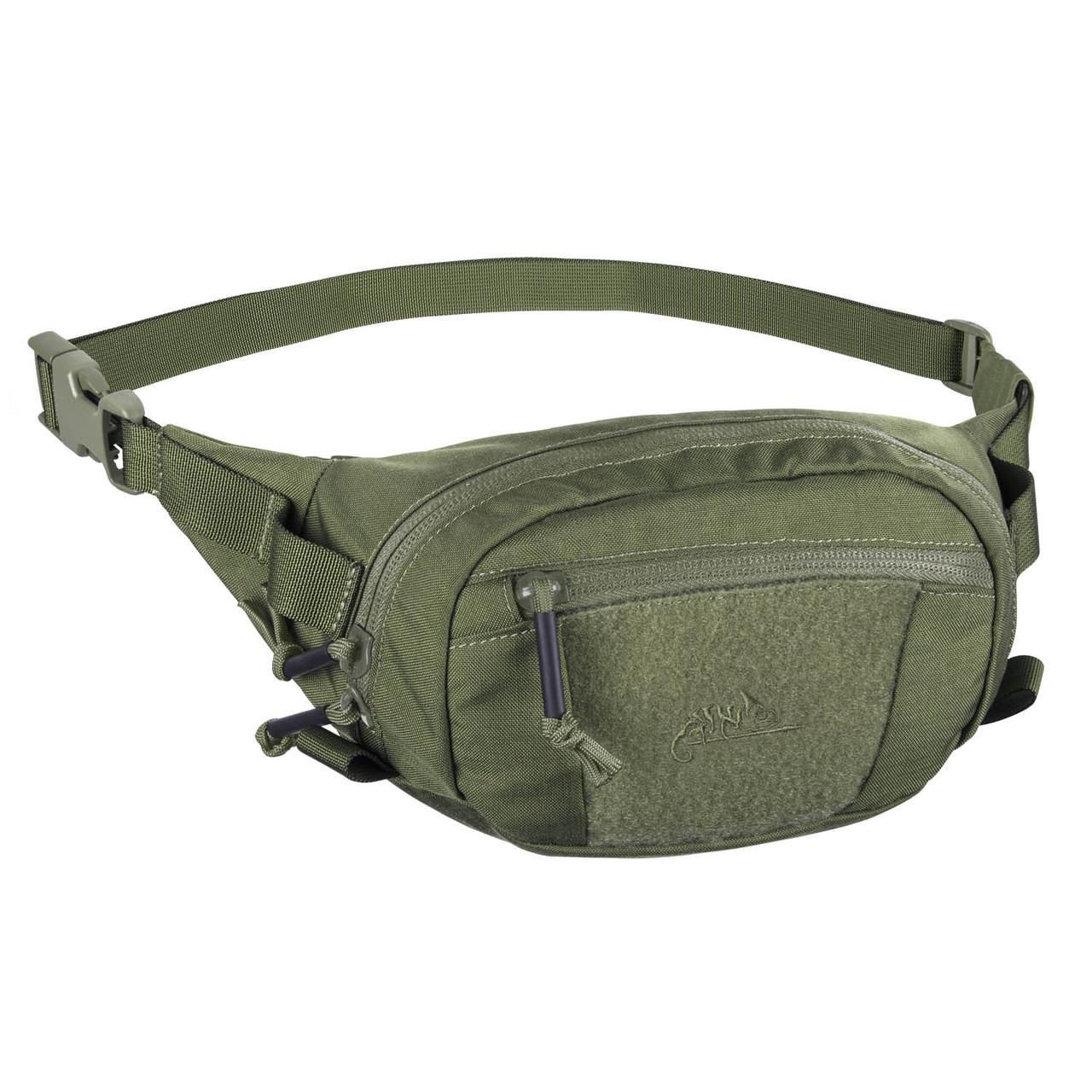 Сумка поясная Helikon-Tex® POSSUM® Waist Pack - Cordura® - Олива