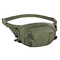 Сумка поясная Helikon-Tex® POSSUM® Waist Pack - Cordura® - Олива, фото 1