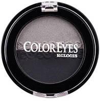 Микронизированные компактные тени-дуэт для век ColorEyes 209-зимнее настроение