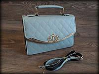 Стильная сумка Crown сумочка Корона