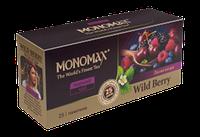 Черный чай «Wild Berry» с ароматом лесных ягод