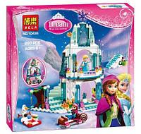 Конструктор Bela 10435 Принцессы Ледяной дворец Эльзы (аналог Lego Disney Princess 41062)