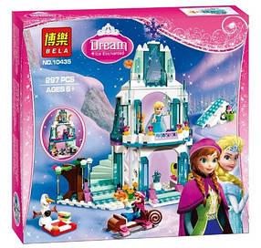 Конструктор Bela 10435 Ледяной дворец Эльзы (аналог Lego Disney Princess 41062)