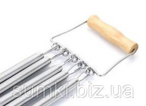 деревянная ручка на эспандере
