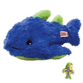Мягкая игрушка Karlie-Flamingo Shark КАРЛИ-ФЛАМИНГО АКУЛА для малых и средних собак, 27 см