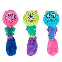 Karlie-Flamingo Monster КАРЛИ-ФЛАМИНГО МОНСТР игрушка для собак, с пищалкой, плюш, 38см