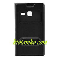 Чехол Book Cover Original Lenovo Vibe K6 Note Black