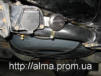 Баллоны тороидальные наружные (пропан) 76л.,720*240 ATIKER