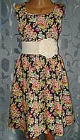 Легенька літня дитяча сукня