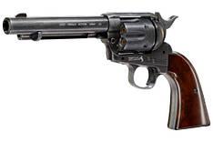 Пневматический револьвер Colt Single Action Army 45 Old