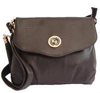 Женская сумка на плечо, через плечо Q-65 Коричневый, Розовый, Светло-коричневый
