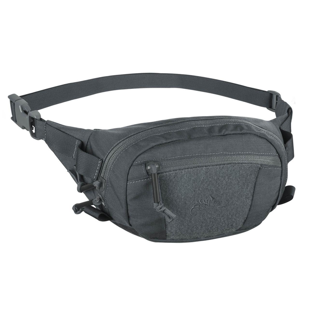 Сумка поясная Helikon-Tex® POSSUM® Waist Pack - Cordura® - Темно-серая