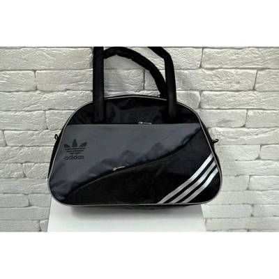 72bcdf37840c Спортивная сумка Adidas 114857 полиэстер плечевой ремень копия 43см х 26см  х 14см недорого. Цена со склада.