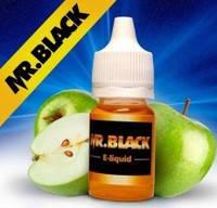 ЖИДКОСТЬ MR. BLACK ЯБЛОКО, 15 мл Без никотина