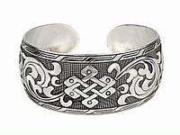Женский стильный браслет металл
