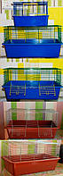 Клетка для хорьков, кроликов, морских свинок и других грызунов №5