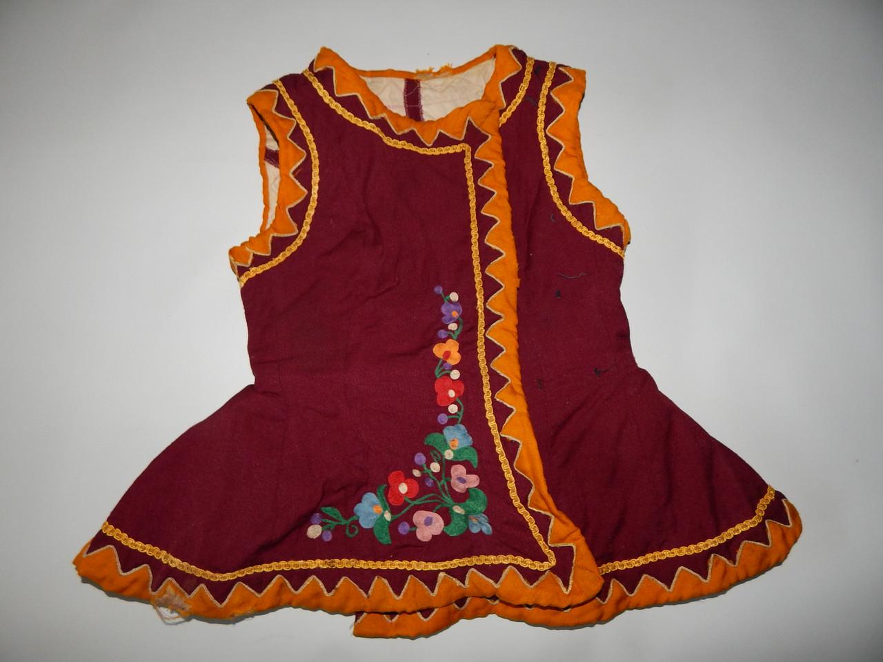Старовинний Український одяг КОРСЕТКА 9505 - AntikvarUA в Киеве cee27f4281a79