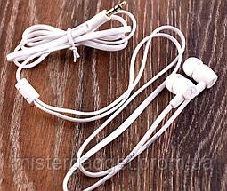 Cтильные наушники Puma White Piston, фото 2