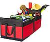 Сумка органайзер багажника Штурмовик АС-1536 BK/RD 600х370х250мм