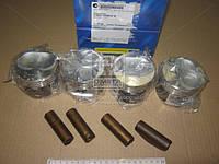 Поршень цилиндра ВАЗ 21083,11113 d=82,0 гр.A М/К (NanofriKS), п/палец (МД Кострома)