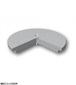 Люк бетонный ЛЖБ 1