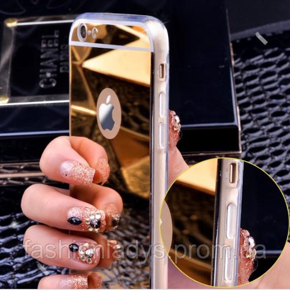 Чехол с зеркальным ефектом для iPhone 6s
