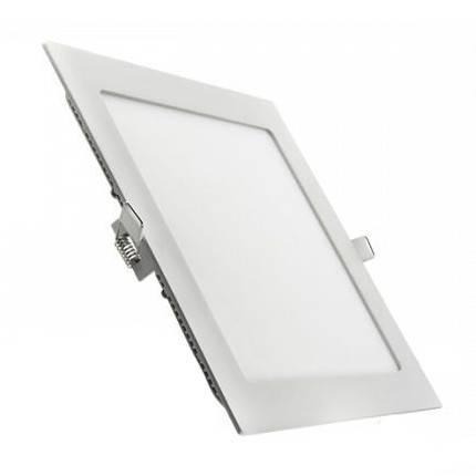 LED светильник LEZARD 18W 6400K встраиваемый квадрат, фото 2