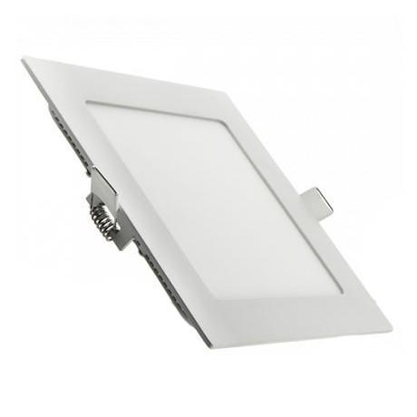 LED светильник LEZARD 12W 6400K встраиваемый квадрат