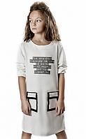 Белое платье для девочки р-ры 134,152