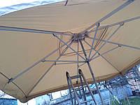 Пошив тента из ткани на зонт, фото 1