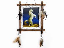 Панно на стену Конь