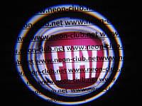 Подсветка дверей авто / лазерная проeкция логотипа FIAT | Фиат