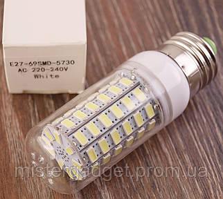 Лампа Диодная LED E27 5730 69-диодов 25W