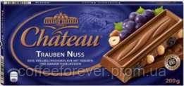 Шоколад молочный Chateau Trauben Nuss 200 гр
