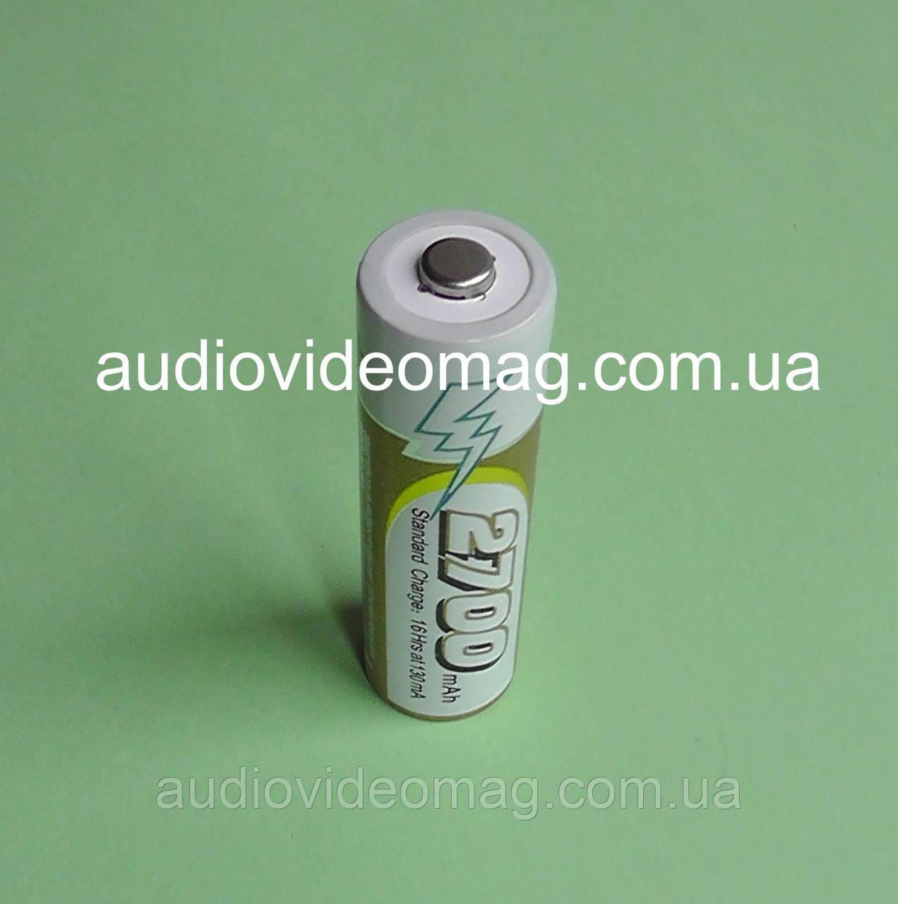 Аккумулятор Raymax R6 АА 2700 мАч пальчиковый (NiMH) цена за 1 шт