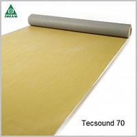 Звукоизоляционные мембраны Tecsound 70, трубопровода