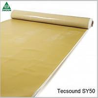 Звукоизоляционные мембраны Tecsound SY 50, трубопровода