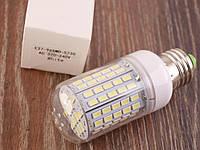 Лампа Диодная LED E27 5730 96-диодов! 30W