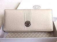 Женский кошелек Versace (V-442) beige