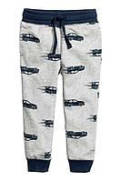Спортивные брюки с начесом H&M