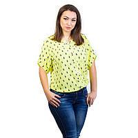 Женская блузка Marco Polo желтая