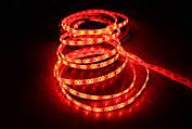 Светодиодная лента 3528-60 IP20 красная