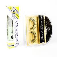 Накладные ресниц Beauties Factory Eyelashes (IL-19E) + клей для ресниц в подарок