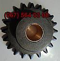 Шестерня компрессора ГАЗ3309 3310 МАЗ 4370 ЗИЛ 5301 L=14мм А29.01.200, фото 4