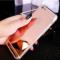 Чехол с зеркальным ефектом для iPhone 5s, фото 1