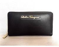 Женский кошелек Salvatore Ferragamo (8764) black