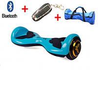 Гироборд гироскутер Smartway 4,5 дюймов Kids синий