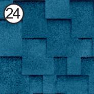 Гнучка бітумна черепиця RoofShield Модерн, фото 2