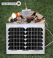 Солнечная туристическая электростанция S-10 mini