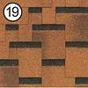 Гнучка бітумна черепиця RoofShield Модерн, фото 4
